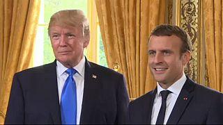 Макрополитика президента Франции