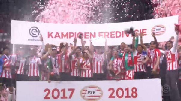Avrupa liglerinde erken şampiyonlar