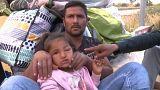 Syrie : le cri d'alarme des réfugiés en Grèce