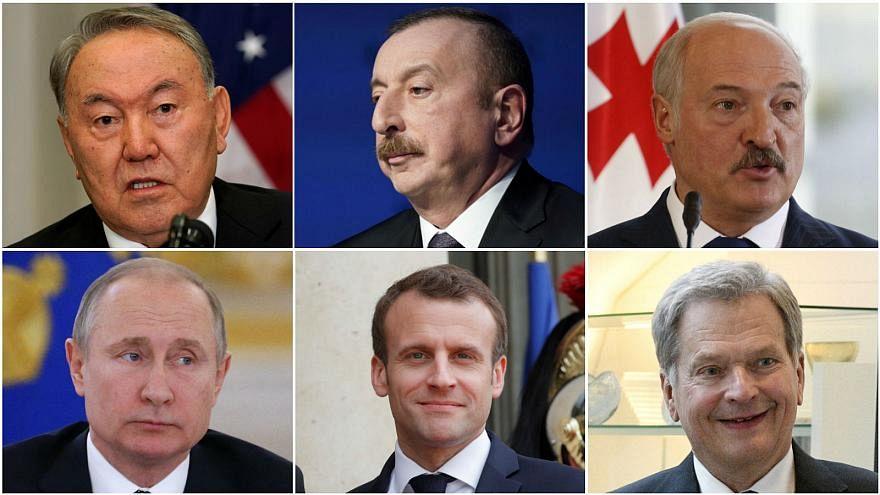 Wer sind Europas beliebteste Präsidenten?