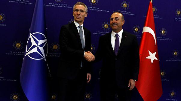 NATO Secretary-General Jens Stoltenberg in Turkey