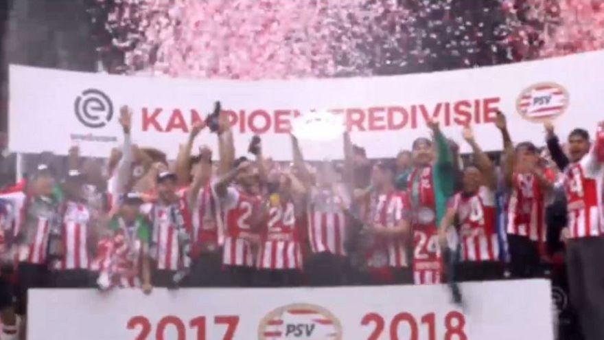 Calcio, titoli nazionali per PSV, ManCity e PSG