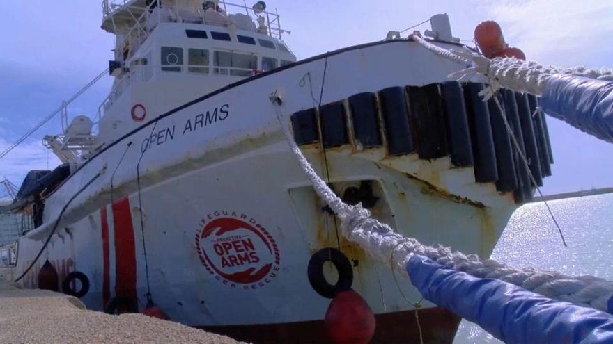El barco de Proactiva Open Arms vuelve a zarpar