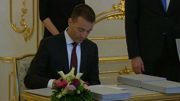 Lemondott az új szlovák belügyminiszter