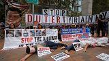الفلبين ترحل سياسيا أوروبيا لإنتقاده حملة دوتيرتي ضد المخدرات