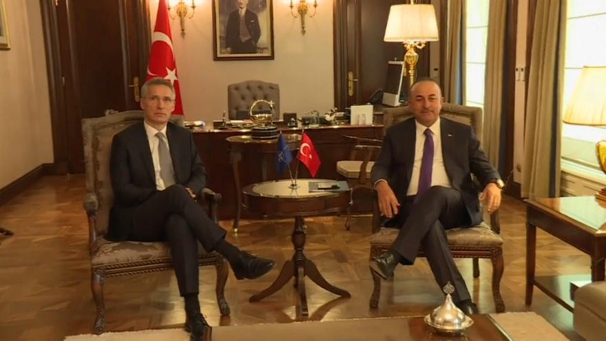 Ankara regrette les déclarations d'E. Macron