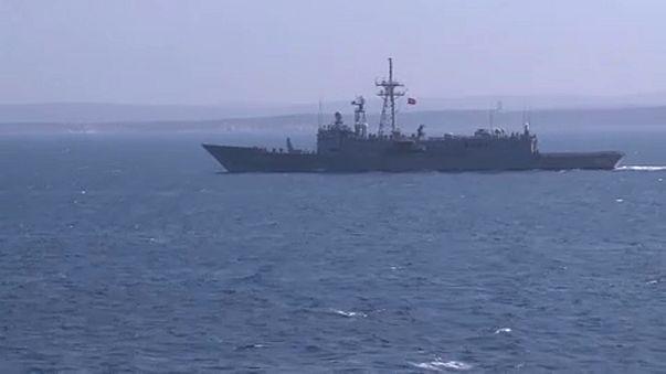 Regain de tension entre Grèce et Tuquie en mer d'Egée