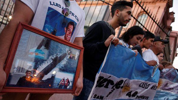 Cinco meses sin noticias del submarino ARA San Juan