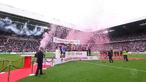 Már bajnokok: PSV, PSG, Manchester City