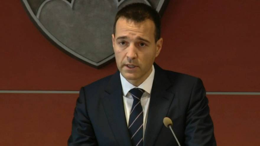 Ministro do Interior da Eslováquia demite-se