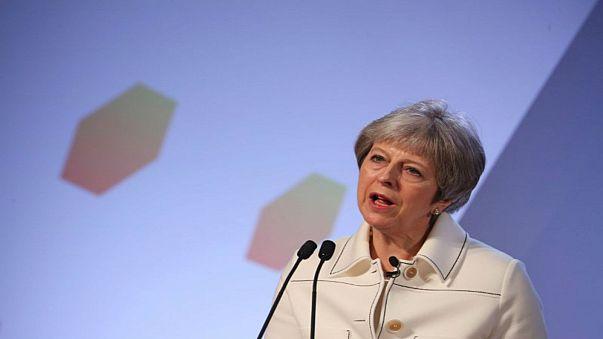 ماي: بريطانيا عازمة على منع تطبيع استعمال الأسلحة الكيماوية