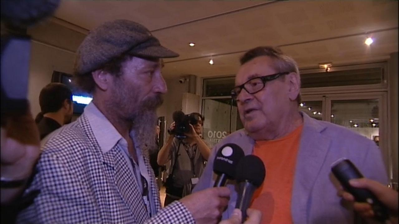 Cinema in lutto per la morte di Milos Forman