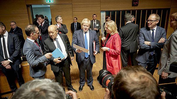 L'UE hésite à sanctionner l'Iran