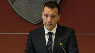 Démission du ministre de l'Intérieur slovaque