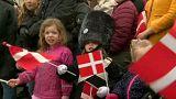 Dänen jubeln Königin Margrethe zu