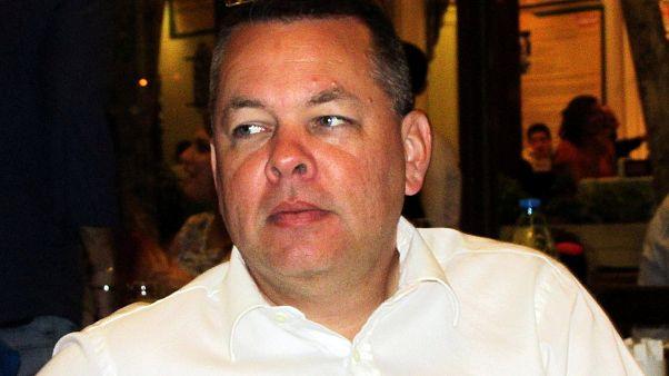 ABD'li pastör Brunson'un duruşması ertelendi