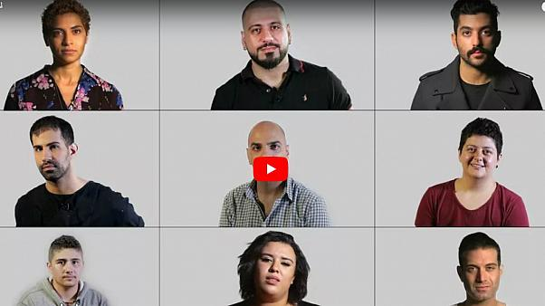 مثليون ومتحولون عرب يروون قصصهم ضمن حملة لهيومان رايتس ووتش