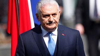 Der türkische Ministerpräsident Binali Yıldırım