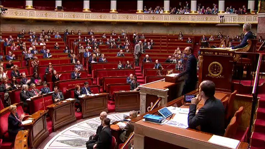 Débat sur la Syrie au Parlement français