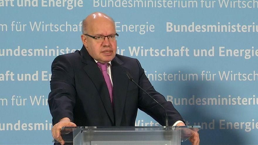 Ministro alemão da Economia diz que Nord Stream 2 deve balançar interesses