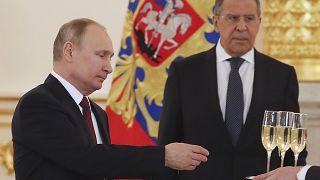 Oroszország a világ ellen