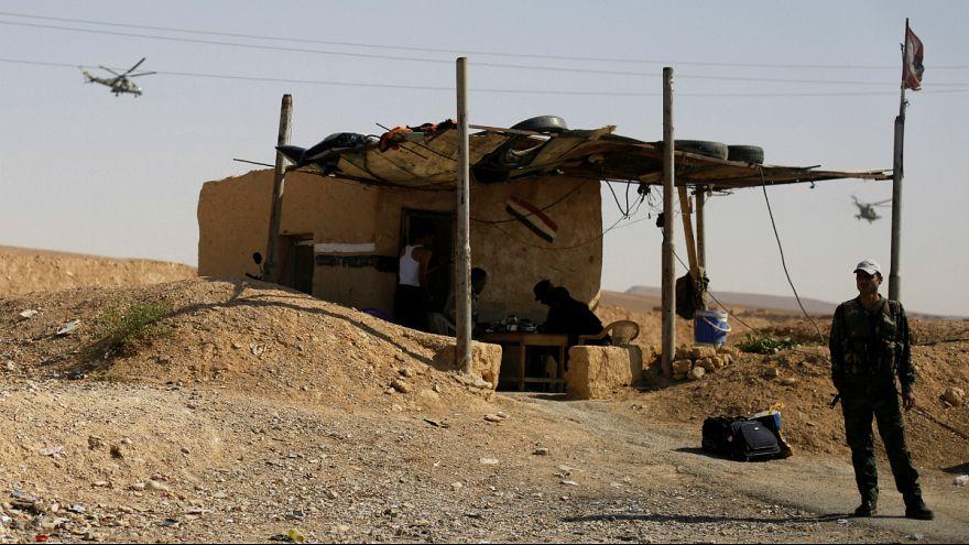 پایگاه هوایی شعیرات
