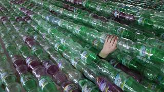 Plastic is among the world's biggest polluters