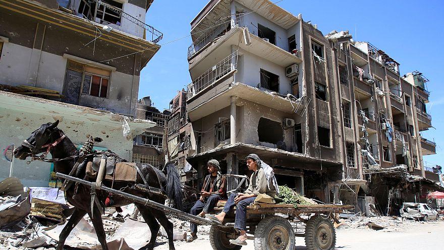 Новых ударов по Сирии не было