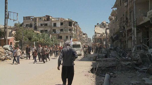 دوما في الغوطة الشرقية