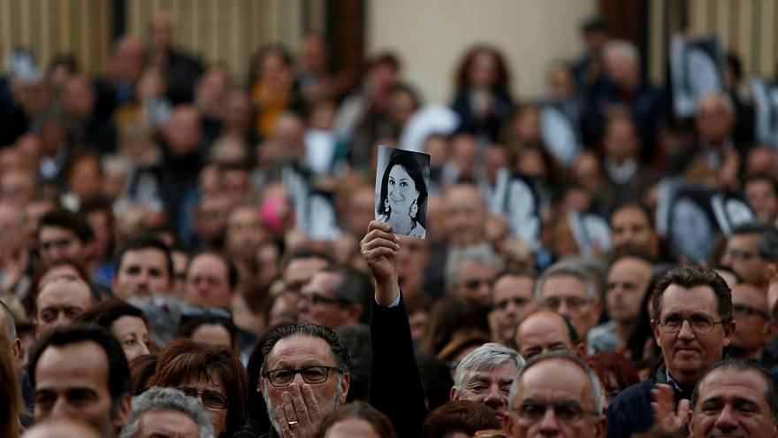 Projeto Daphne, seis meses depois da morte da jornalista