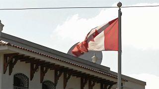 """""""Акустическая атака"""" на дипломатов Канады"""