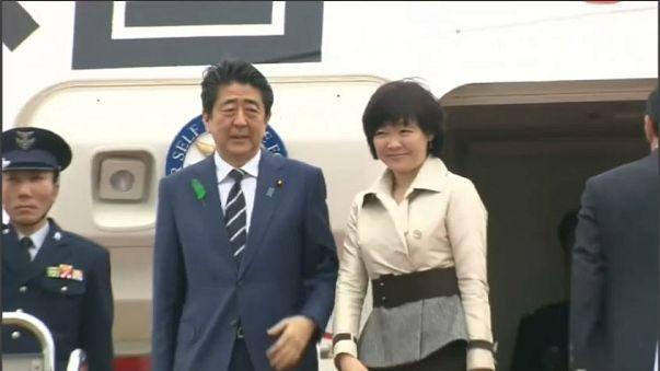 Al via bilaterale USA-Giappone