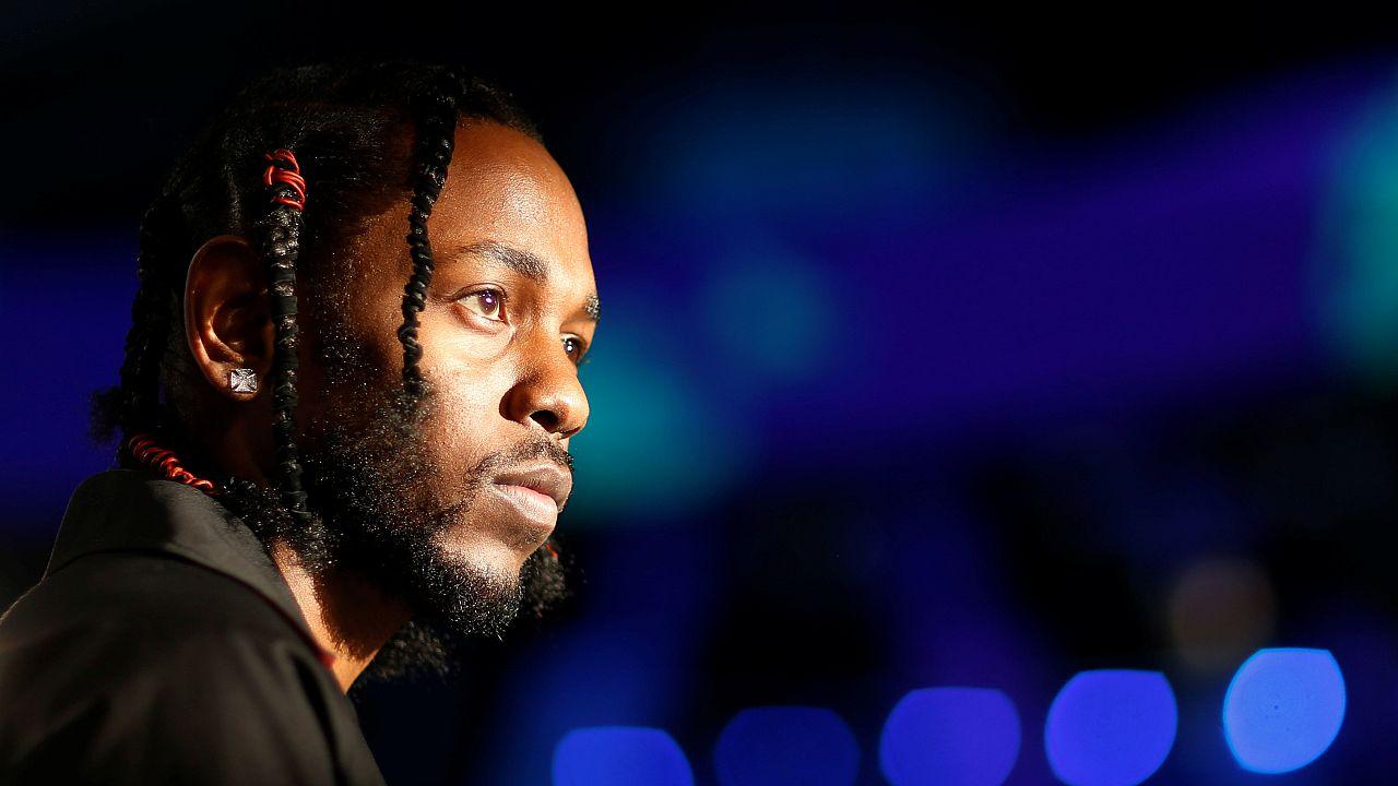 Pulitzer prize winner Kendrick Lamar
