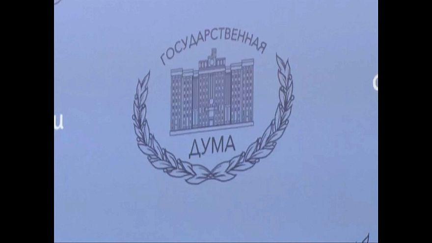 Duma vai discutir sanções retaliatórias contra os EUA