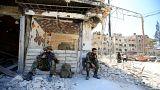 سوریه: حمله موشکی در کار نبود، اخطار اشتباه سامانه پدافندی را فعال کرد