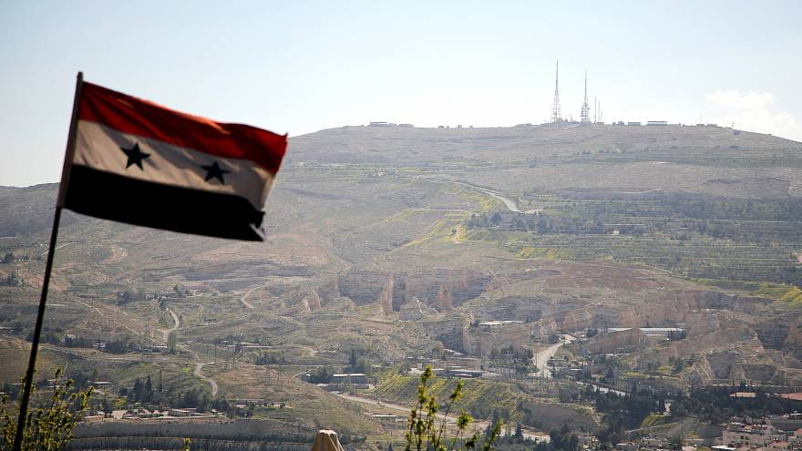 Syria celebrates independence from France, days after Western military strikes
