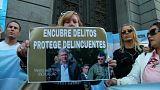 Arjantin'de kayıp mürettebatın aileleri hükümeti suçladı