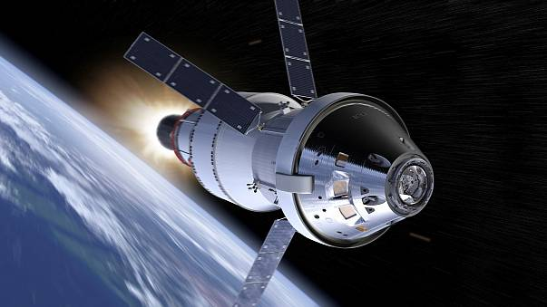 NASA's Orion spacecraft will travel 1.3 million miles