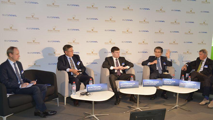 Прямая трансляция саммита «Глобальная энергия» 2018 из Италии