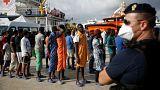 مبالغة في تقدير عدد المهاجرين في ايطاليا ودول أخرى في الاتحاد الأوروبي