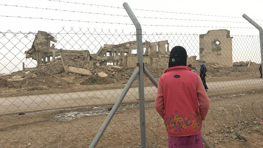 Women, children linked to ISIL 'sexually exploited, denied aid' at Iraq camps