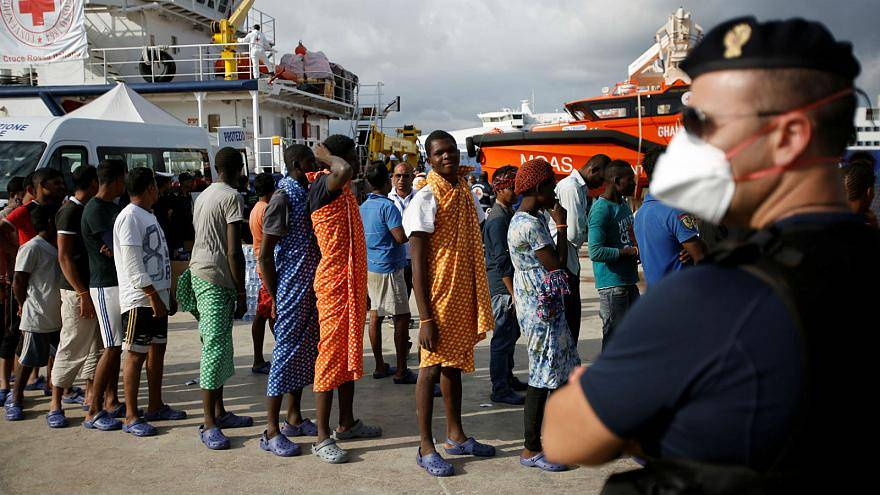 Avrupalılar ülkelerinde yaşayan mülteci sayısını gözünde büyütüyor