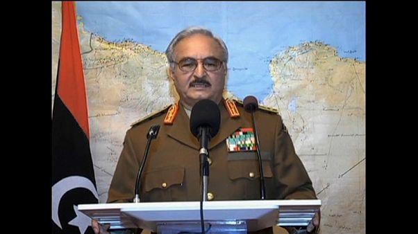 Libye : doutes sur l'état de santé du général Haftar
