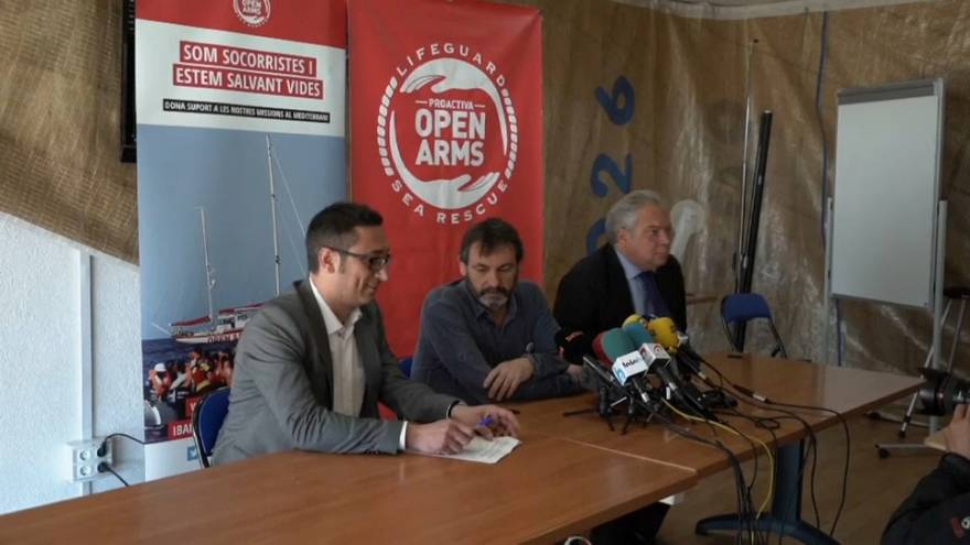Victoria para las ONG del Mediterráneo