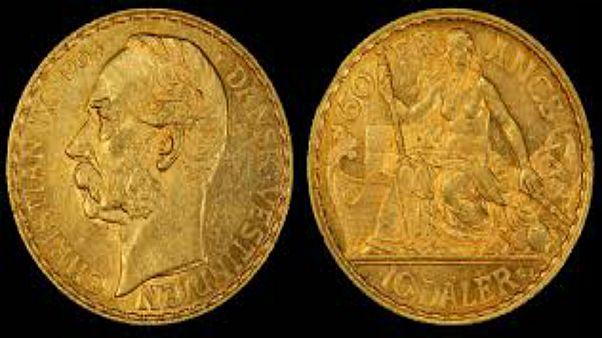 طفلٌ وعالمُ آثار يكتشفان كنزاً لملك دانماركي في ألمانيا