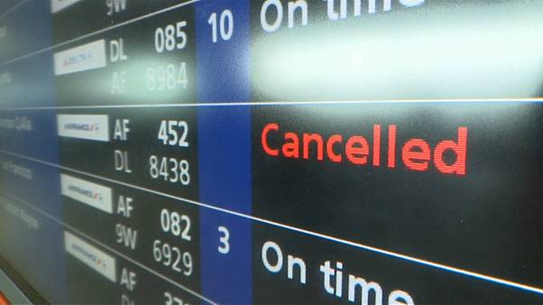 Air France flights cancelled due to strikes