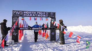 Nordpolmarathon 2018: Das härteste Rennen der Welt