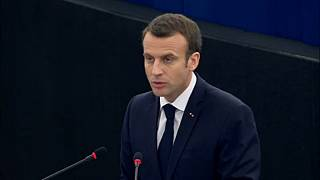 Macron to Europeans: Nationalism is not the answer