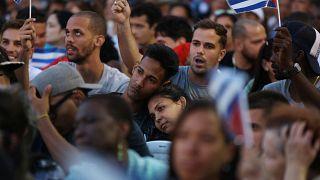 La juventud cubana espera más aperturismo de los sucesores de Castro