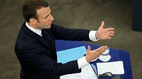 Macron ruft zu mehr europäischer Souveränität auf